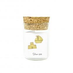 Σκουλαρίκι Κάστρο Άμμου / Καράβι