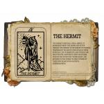 The Hermit Κολιέ Κάρτα Ταρό