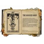 The Hanged Man Κολιέ Κάρτα Ταρό