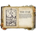 The Star Κολιέ Κάρτα Ταρό