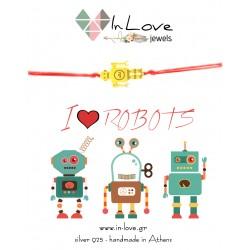 Βραχιόλι Robot Music