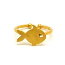 Δαχτυλίδι ψάρι