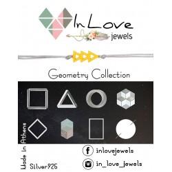Βραχιόλι Geometry Arrow