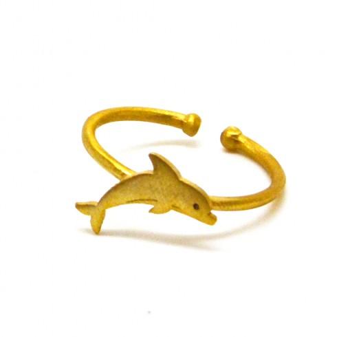 Δαχτυλίδι Δελφίνι