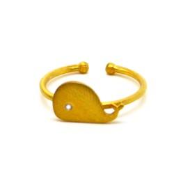 Δαχτυλίδι φάλαινα